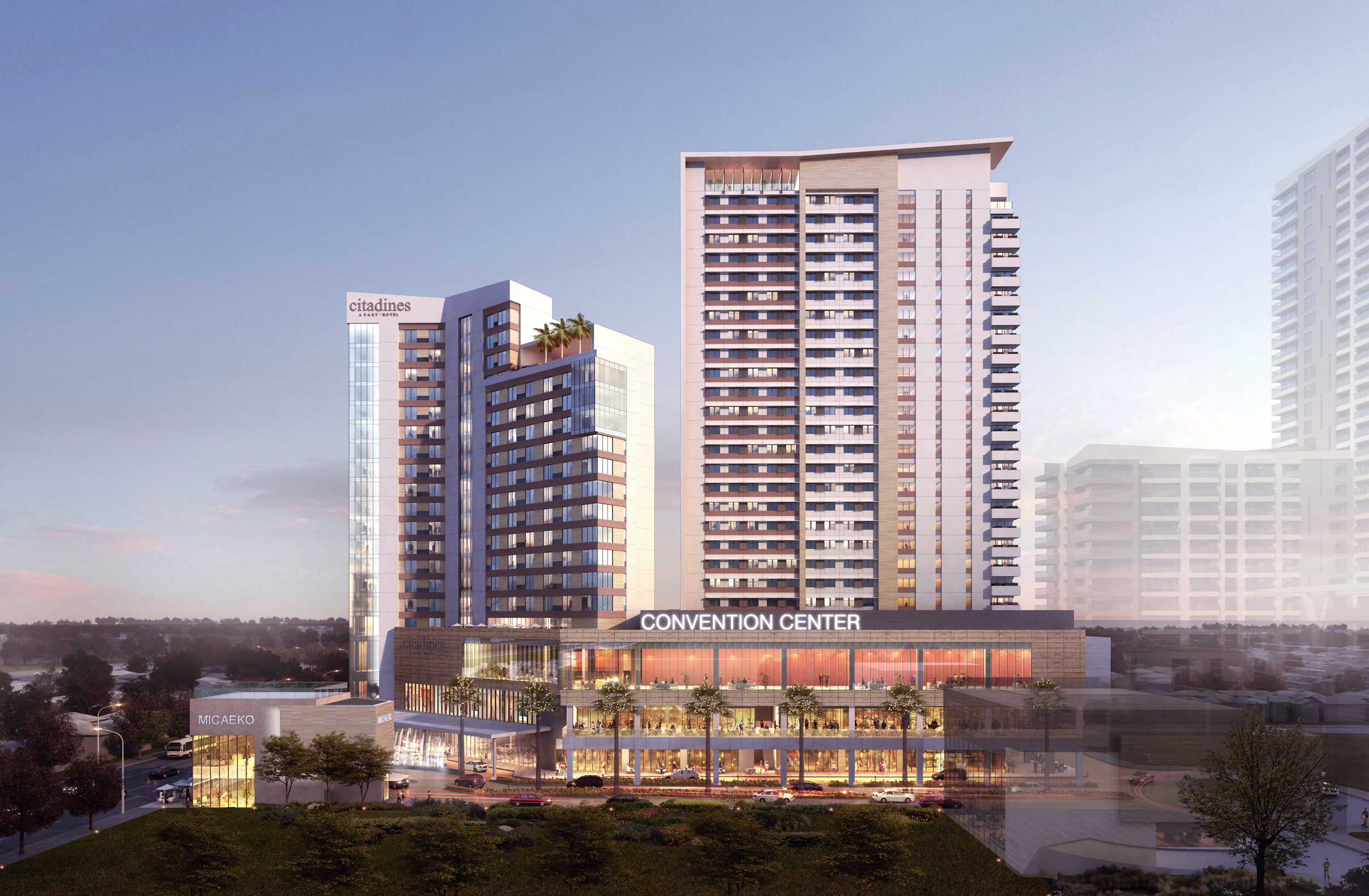Image result for Cebu Landmasters launched The Paragon Davao, a mixed-use development envisioned to provide Davao City with endless possibilities for one to live, thrive and celebrate. The development has prime residential towers, internationally renowned hotel, top of the line convention facilities and a lifestyle mall